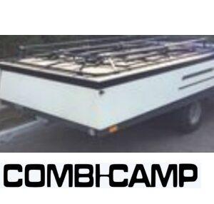 Combi-Camp Klistermærker . Combi-Camp Stickers.